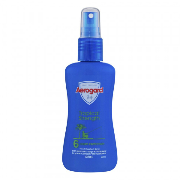 Reckitt Benckiser AEROGARD TROPICAL PUMP SPRAY 135mL