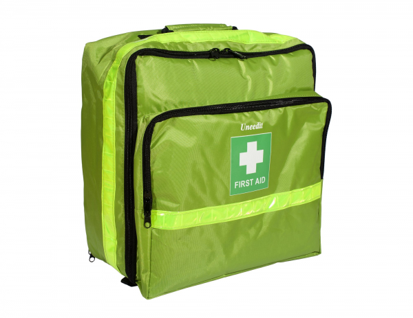 Uneedit F.A.KIT: COMPLETE TRAUMA ADVANCED- INCLUDES 5 MODULES - SOFT BACKPACK CASE