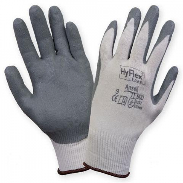 Ansell IND GLOVE: ANSELL HYFLEX FOAM (SR3131)  Size 9  Pkt/12pr  - Clearance Price until sold