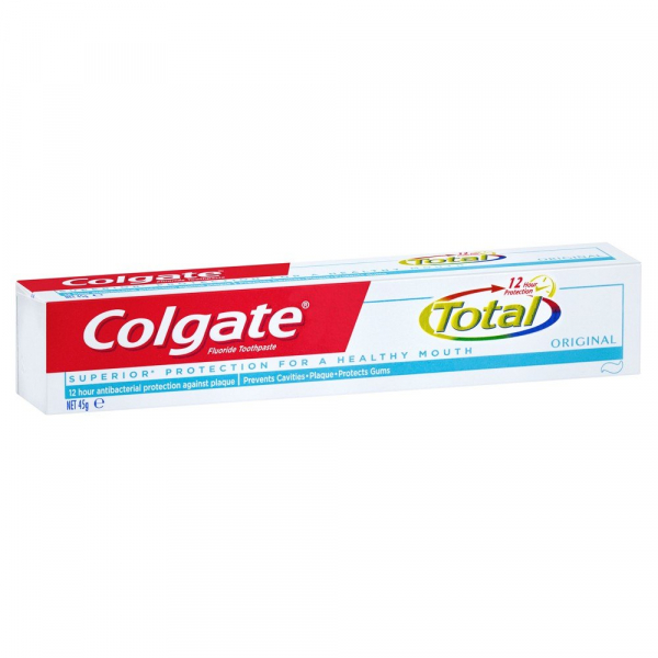 Colgate Palmolive COLGATE TOOTHPASTE TOTAL 45g