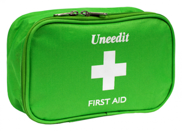 Uneedit F.A.KIT: CASE SOFT BAG GREEN SMALL - UNEEDIT