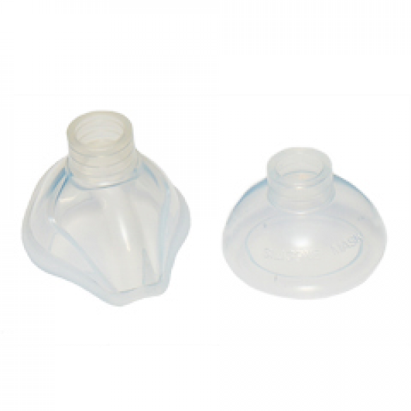 Medical Developments MASK RESUSCITATOR EZI-FIT SILICONE No.3  LARGE CHILD