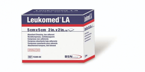 BSN medical LEUKOMED LA DRESSING 5cm x 5cm  *Single