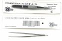 FORCEPS SPLINTER 90mm SINGLE USE PACK VIRITEX FSSU