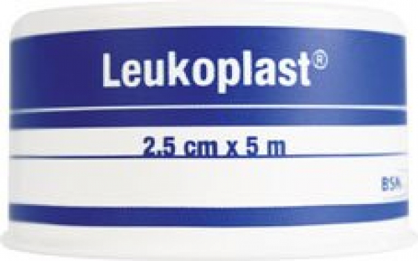 BSN medical LEUKOPLAST WATERPROOF 2.5cm x 5m