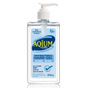 EGO AQIUM GEL ANTIBACTERIAL 375mL  PUMP PACK 140171