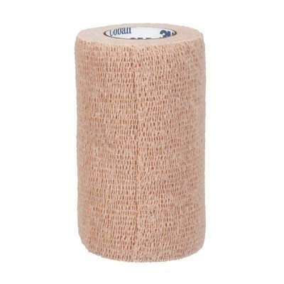 3M Aust BANDAGE COBAN NATURAL 100mm x 2m