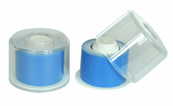 Aero Healthcare ADHESIVE TAPE BLUE VISUAL 2.5cm x 5m
