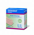 COVERPLAST FAD STANDARD PLASTIC ASSORTED STRIPS 20's  GREEN B72590-05