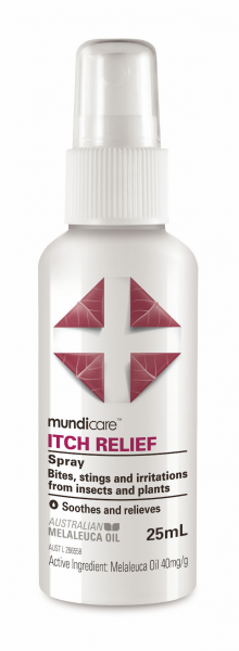 Mundipharma MUNDICARE RAPAID ITCH RELIEF SPRAY 25mL