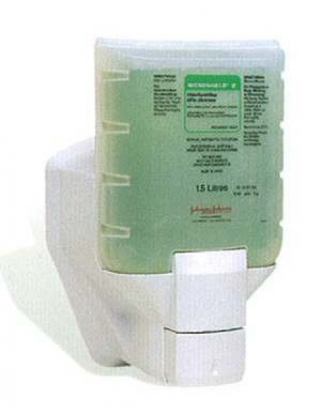Schulke Australia MICROSHIELD 2 SKIN CLEANSER GREEN CARTRIDGE  1.5L