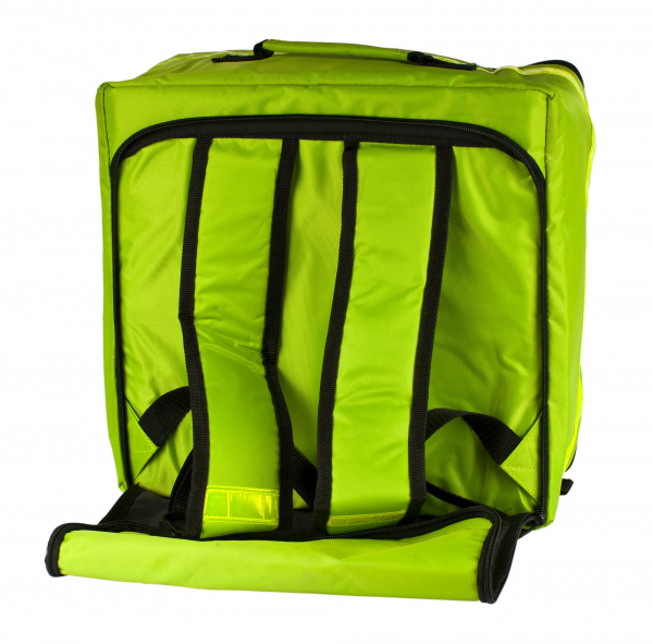 Uneedit F.A.KIT: COMPLETE NATIONAL STANDARD CONSTRUCTION with XTRAS in YELLOW BACKPACK/CARRY CASE