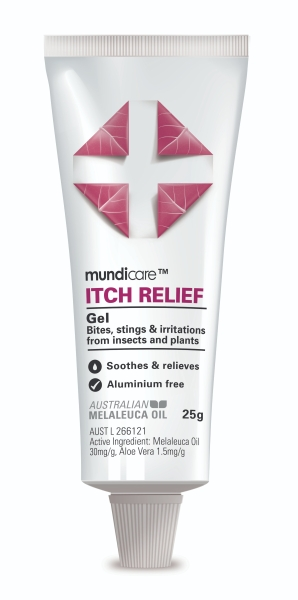 Mundipharma MUNDICARE RAPAID ITCH RELIEF GEL 25g