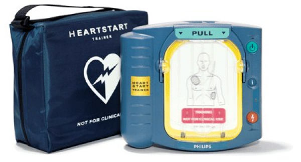 Philips PHILIPS HEARTSTART HS1 FIRST AID TRAINER with CASE
