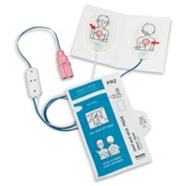 Philips PHILIPS HEARTSTART FR2 DEFIB PADS PEDIATRIC ATTENUATED 1-PACK (Pair)