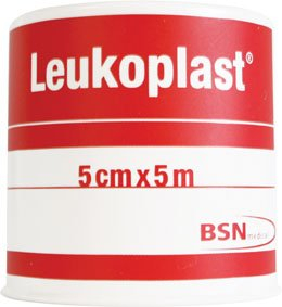 BSN medical LEUKOPLAST STANDARD 5cm x 5m