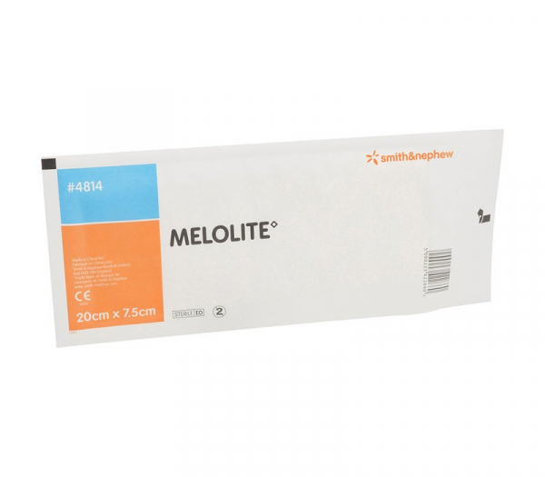 Smith & Nephew MELOLITE N.A. DRESSING 7.5cm x 20cm  *Single
