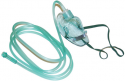 OXYGEN MASK THERAPY & TUBING 2.1m ADULT OMT