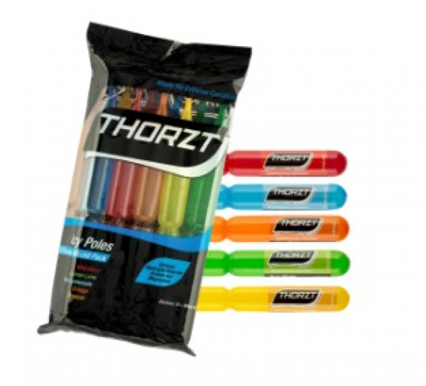 Thorzt THORZT ICY POLES MIXED FLAVOURS 90mL PACK 10
