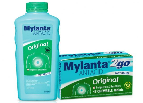 Johnson & Johnson MYLANTA ORIGINAL LIQUID 200mL