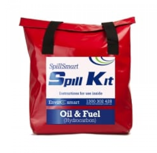 Envirosmart SPILL KIT: SPILLSMART OIL & FUEL KIT 30L