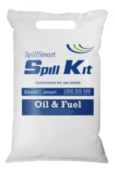 SPILL KIT: SPILLSMART OIL & FUEL REFILL PACK 30L ES-SK30-OF-R