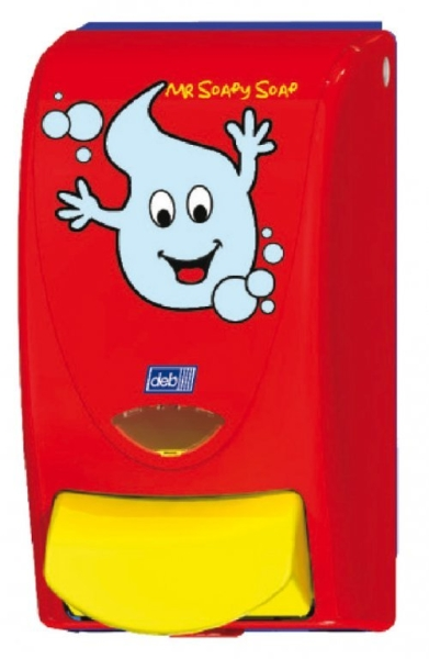 SC Johnson Deb DEB 1000 DISPENSER PROLINE MR SOAPY SOAP 1L  -  Clearance Price Until Stock is sold