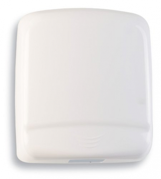 Davidson HAND DRYER OPTIMA WHITE 240v 50Hz 1640w Automatic: M99A White Epoxy Steel