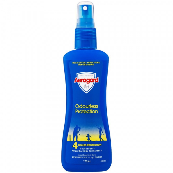 Reckitt Benckiser AEROGARD ODOURLESS PUMP SPRAY 175mL