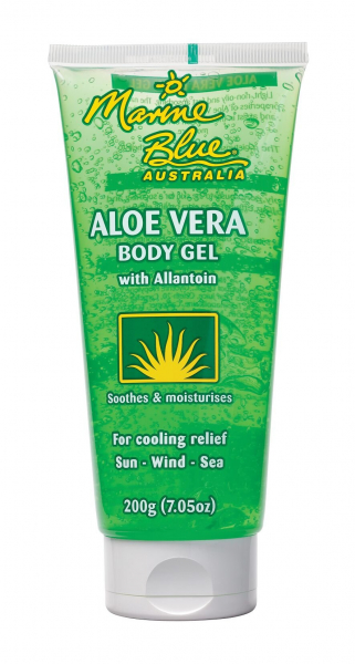 Marine Blue MARINE BLUE ALOE VERA AFTER SUN GEL 200g
