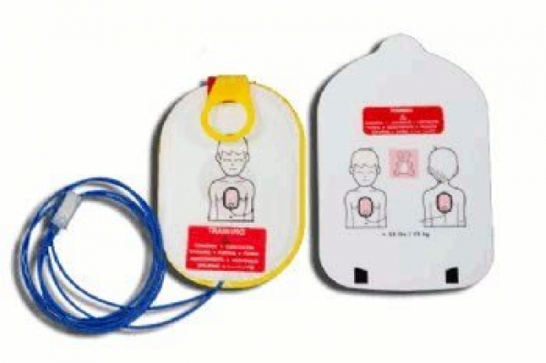Philips PHILIPS HEARTSTART FIRST AID/HS1 TRAINING PADS W/OUT CART.  CHILD (Replacement)