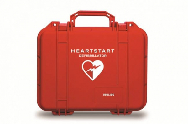 Philips PHILIPS HEARTSTART FRX & HS1 PLASTIC WATERPROOF HD CASE