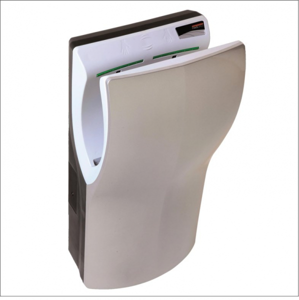Davidson HAND DRYER HEPA DUALFLOW SATIN S/STEEL 240v 50Hz 1500w MODEL: M14ACS