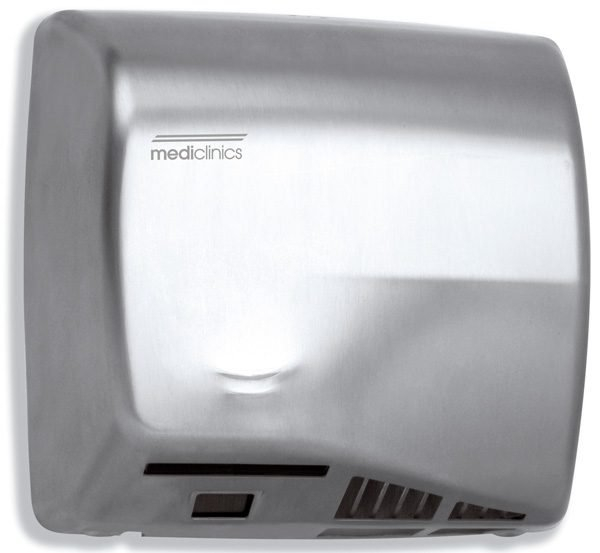 Davidson HAND DRYER HEPA SPEEDFLOW S/STEEL SATIN 240v 50Hz 850w MODEL: M17ACS