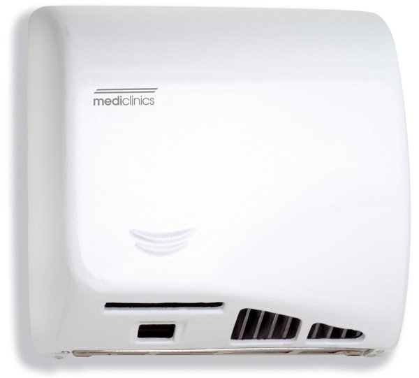Davidson HAND DRYER HEPA SPEEDFLOW+ WHITE 240v 50Hz 850w MODEL: M17A