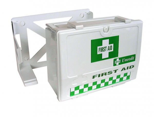 Uneedit F.A.KIT: COMPLETE NATIONAL  B  STD WORKPLACE PLUS WALLMOUNT WEATHER PROOF