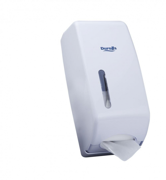 Caprice Paper CAPRICE DISPENSER TOILET TISSUE INTERLEAVED PLASTIC