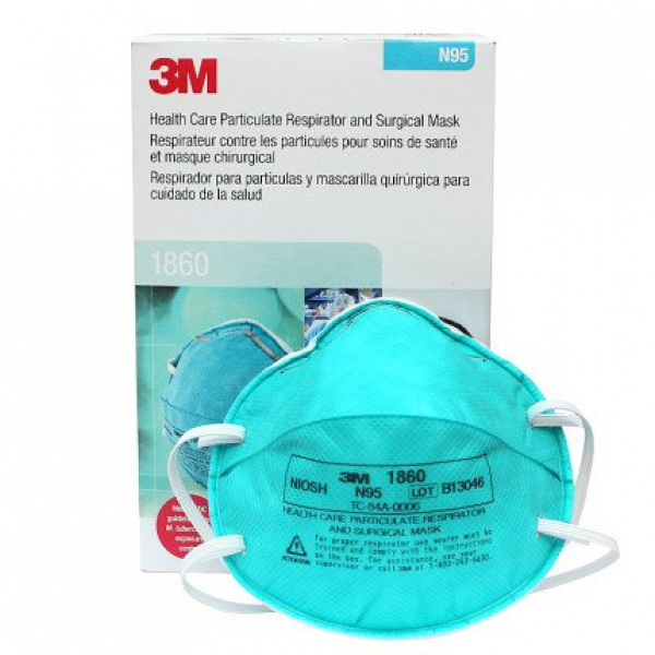 3M Aust MASK SURGICAL: 3M RESPIRATOR N95  20  -  Out of Stock ETA Late November 2020