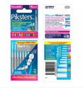 PIKSTERS INTERDENTAL BRUSHES SIZE 0 GREY  10 820050