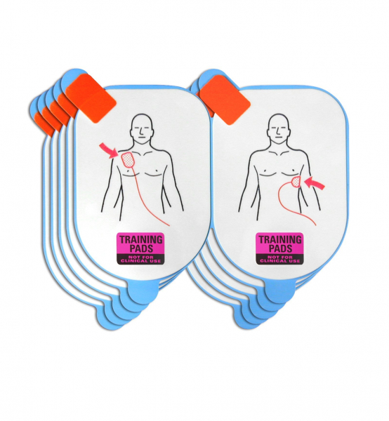 Defibtech DEFIBTECH TRAINING PADS ADULT 5 SET