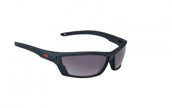 3M Aust SPECS: 3M BARK HUT POLARISED SMOKE HC LENS
