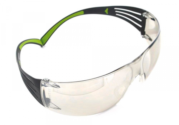 3M Aust SPECS: 3M SECUREFIT 400 CLEAR ANTI-FOG LENS