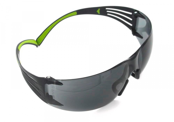 3M Aust SPECS: 3M SECUREFIT 400 GREY ANTI-FOG LENS