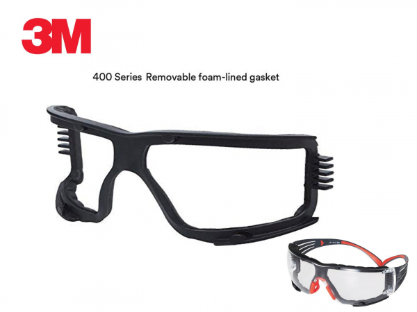 3M Aust SPECS: 3M SECUREFIT 400 FOAM INSERT ONLY  *Single