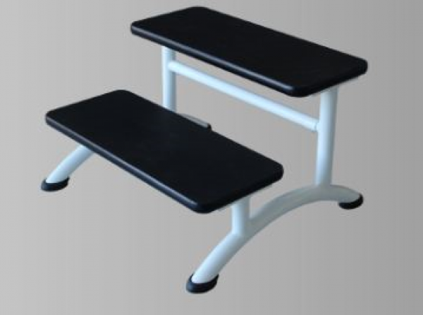 BED STOOL STEP UP DOUBLE STEP DA1062