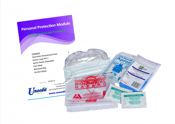 Uneedit F.A.KIT: MODULE SAFE WORK AUSTRALIA PERSONAL PROTECTION